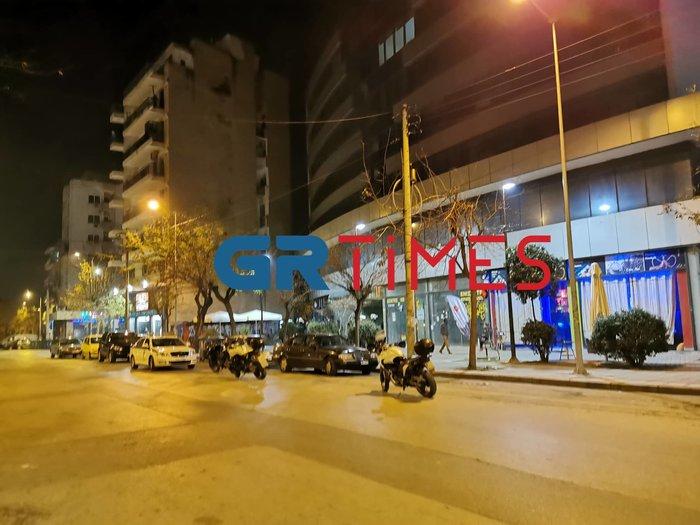 Θεσσαλονίκη: Νέα συμπλοκή μεταξύ αλλοδαπών