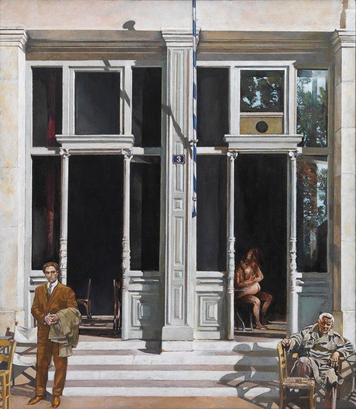 """""""ΜυθΙστορικά"""" του Αλέκου Λεβίδη στο μουσείο Μπενάκη"""