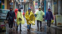 Κακοκαιρία: Ερχονται θυελλώδεις άνεμοι και βροχές