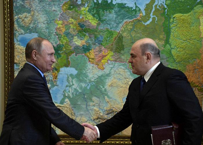 Μιχαήλ Μισούστιν: Ο τεχνοκράτης νέος πρωθυπουργός της Ρωσίας