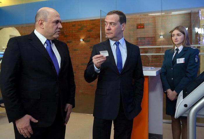 Μιχαήλ Μισούστιν: Ο τεχνοκράτης νέος πρωθυπουργός της Ρωσίας - εικόνα 2