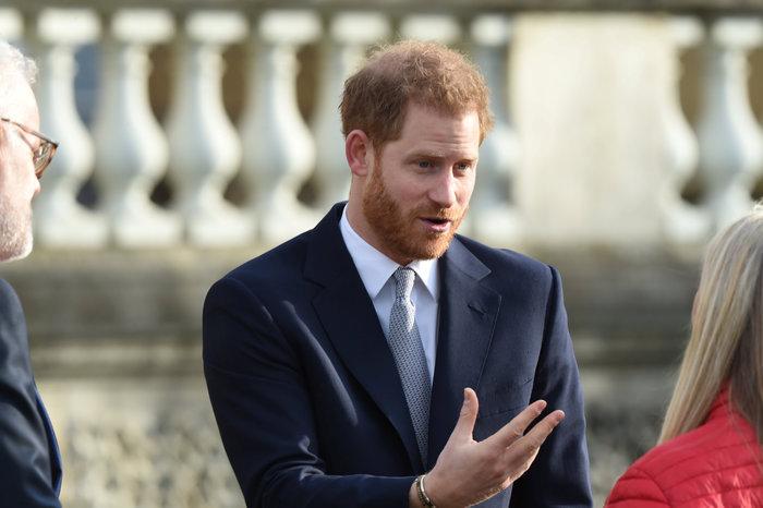 Ο πρίγκιπας Χάρι εκπλήρωσε την τελευταία του βασιλική υποχρέωση - εικόνα 2
