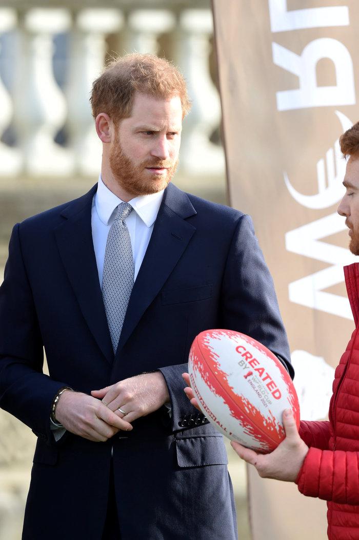 Ο πρίγκιπας Χάρι εκπλήρωσε την τελευταία του βασιλική υποχρέωση - εικόνα 3
