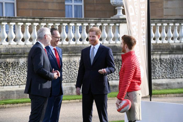 Ο πρίγκιπας Χάρι εκπλήρωσε την τελευταία του βασιλική υποχρέωση - εικόνα 4