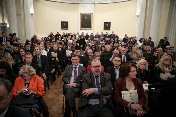 Ολοι οι δημοσιογράφοι που βραβεύθηκαν φέτος από το Ίδρυμα Μπότση - εικόνα 10