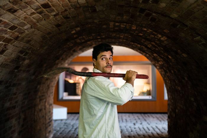 Flash Back στο Γκάζι με μια ξενάγηση και ένα θεατρικό δρώμενο