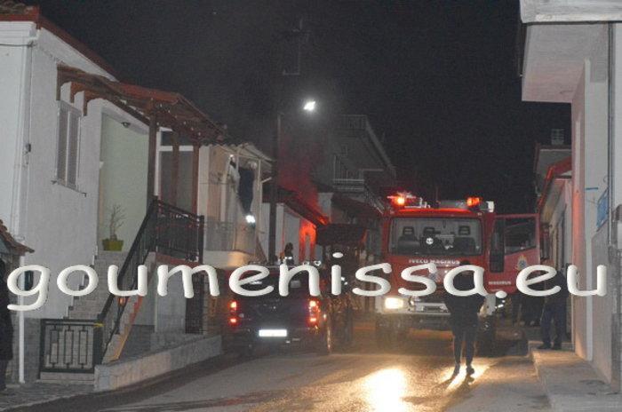 Τραγωδία στο Κιλκίς: Νεκρός από φωτιά σε σπίτι [εικόνες] - εικόνα 3