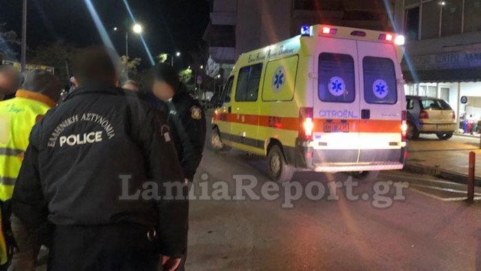 Λαμία: Χτύπησε ντελιβερά και τον έριξε σε παρκαρισμένα - εικόνα 2