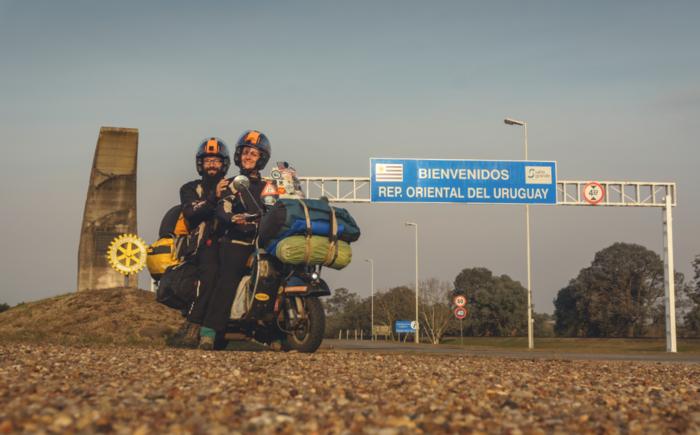 Έναν χρόνο στον δρόμο στις γειτονιές του κόσμου με βέσπα, τον «Κίτσο» - εικόνα 2