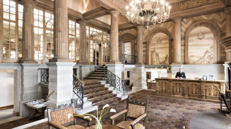 Kulm:Μέσα στο υπερπολυτελές ξενοδοχείο της οικογένειας Νιάρχου