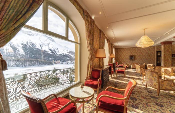 Kulm: Μέσα στο υπερπολυτελές ξενοδοχείο της οικογένειας Νιάρχου - εικόνα 11