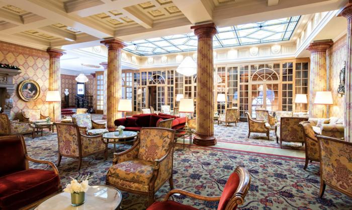 Kulm: Μέσα στο υπερπολυτελές ξενοδοχείο της οικογένειας Νιάρχου - εικόνα 12