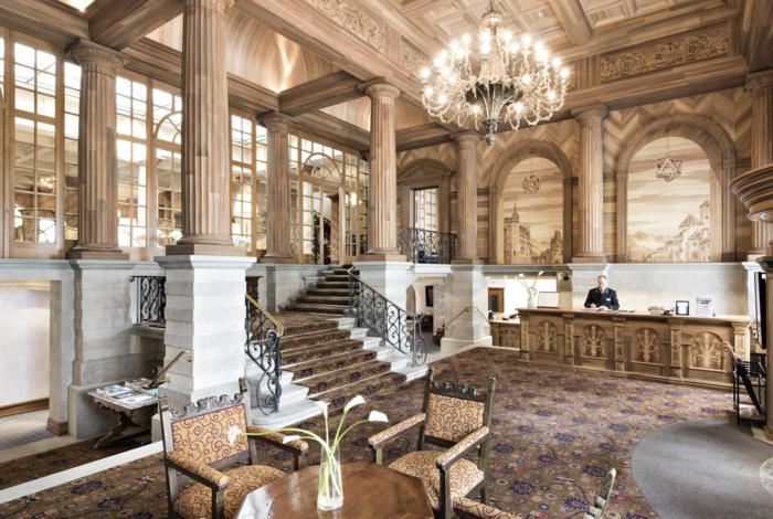 Kulm: Μέσα στο υπερπολυτελές ξενοδοχείο της οικογένειας Νιάρχου - εικόνα 13