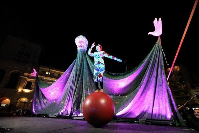 Πατρινό Καρναβάλι 2020: Η φαντασμαγορική έναρξη [εικόνες και video]