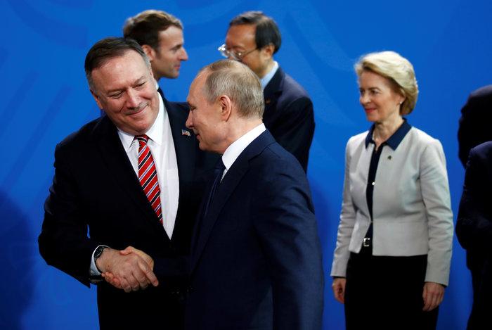 Εντονο παρασκήνιο κρίσιμη διάσκεψη του Βερολίνου για τη Λιβύη - εικόνα 3