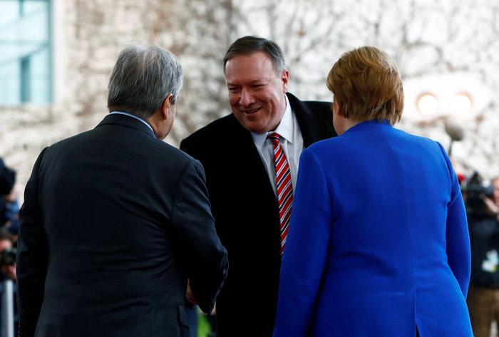 Εντονο παρασκήνιο κρίσιμη διάσκεψη του Βερολίνου για τη Λιβύη - εικόνα 4