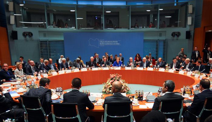 Εντονο παρασκήνιο κρίσιμη διάσκεψη του Βερολίνου για τη Λιβύη - εικόνα 2