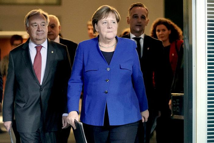 Ολοκληρώθηκε η κρίσιμη διάσκεψη για τη Λιβύη - Τι συμφωνήθηκε - εικόνα 2