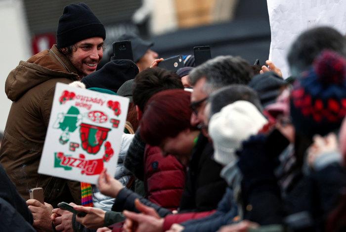 «Κίνημα της Σαρδέλας»: 40.000 διαδηλωτές κατά Σαλβίνι - εικόνα 2