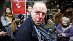 Θωμάς Ιακόμπι: Ο δημοσιογράφος που στοχοποίησε η ακροδεξιά