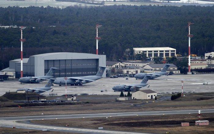 Γερμανία: Κίνδυνος τρομοκρατικής επίθεσης στις βάσεις των ΗΠΑ