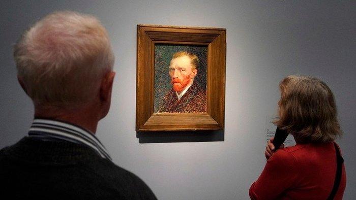 Βίνσεντ βαν Γκογκ: Αυθεντική η σπάνια αυτοπροσωπογραφία του - εικόνα 2