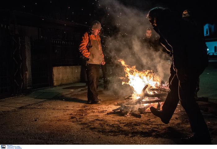Αναβίωσε το συγκλονιστικό έθιμο των Αναστενάρηδων [εικόνες] - εικόνα 10