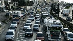 Κυκλοφοριακό κομφούζιο στον Κηφισό - ουρές 7 χιλιομέτρων