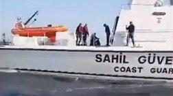 Ίμια: Πρόκληση τουρκικής ακτοφυλακής σε ψαράδες - Τους έκλεψε παραγάδι