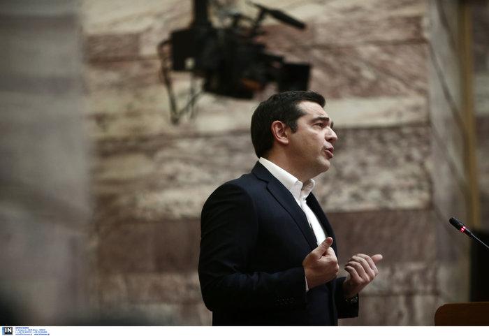 Τσίπρας:Στηρίζουμε ομόφωνα Σακελλαροπούλου, χωρίς ναι μεν αλλά