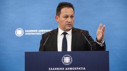 Πέτσας: Δεν υπάρχει θέμα κοινών γεωτρήσεων Τουρκίας - Ιταλίας