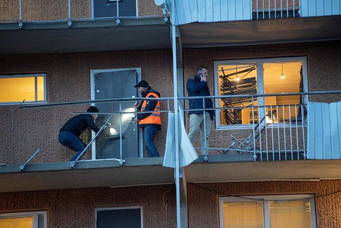 Εκρήξεις στην Στοκχόλμη: Εκκενώθηκαν περιοχές - Σοβαρέςζημιές
