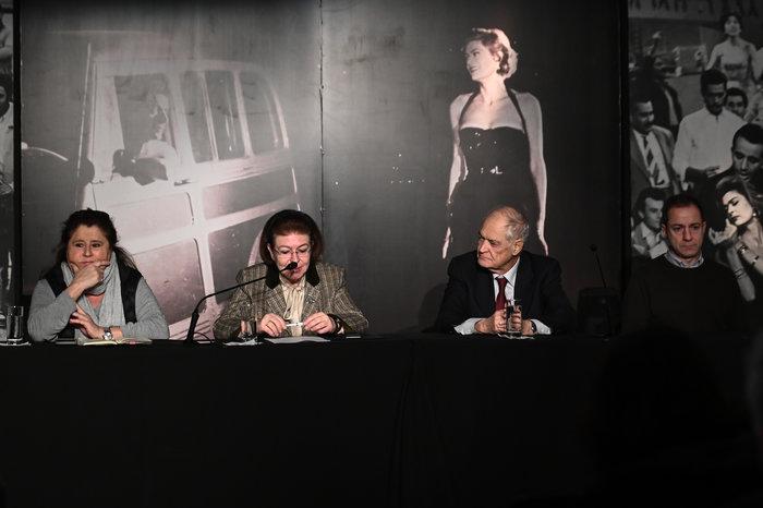 Μανουέλα Παυλίδου, Λίνα Μενδώνη, Χριστόφορος Αργυρόπουλος, Δημήτρης Λιγνάδης