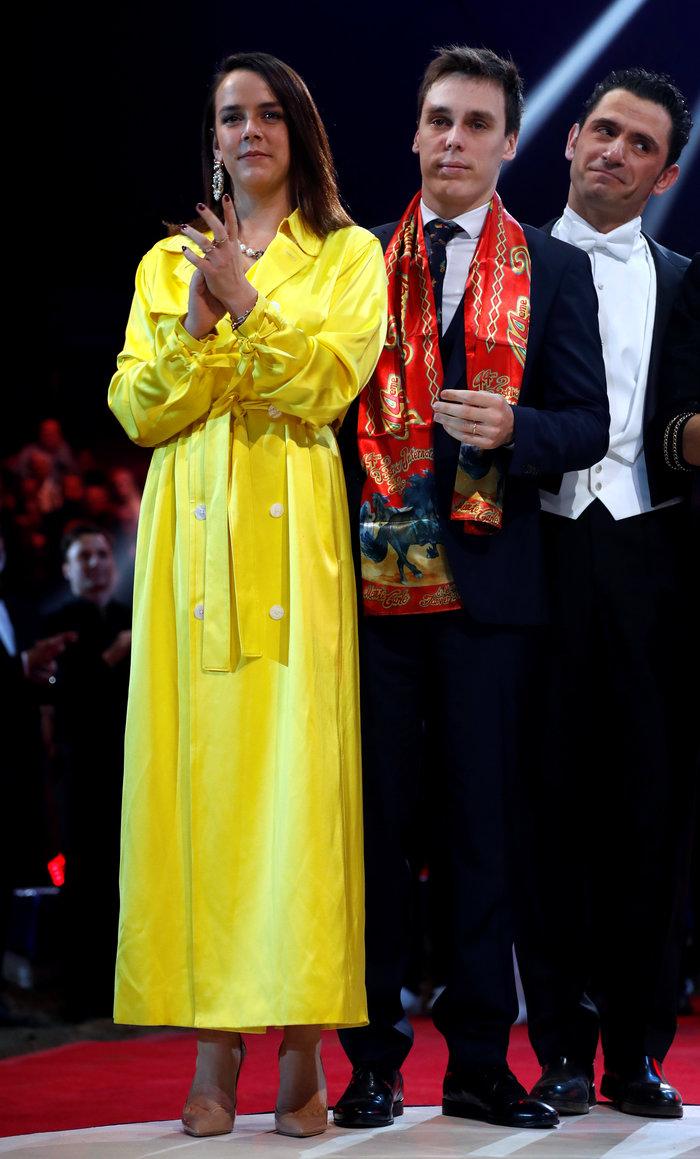 Πολίν Ντουκρουέ: H πριγκίπισσα του Μονακό που «μεγάλωσε» σε τσίρκο