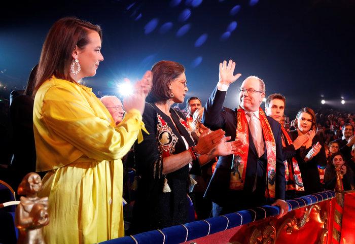 Πολίν Ντουκρουέ: H πριγκίπισσα του Μονακό που «μεγάλωσε» σε τσίρκο - εικόνα 2
