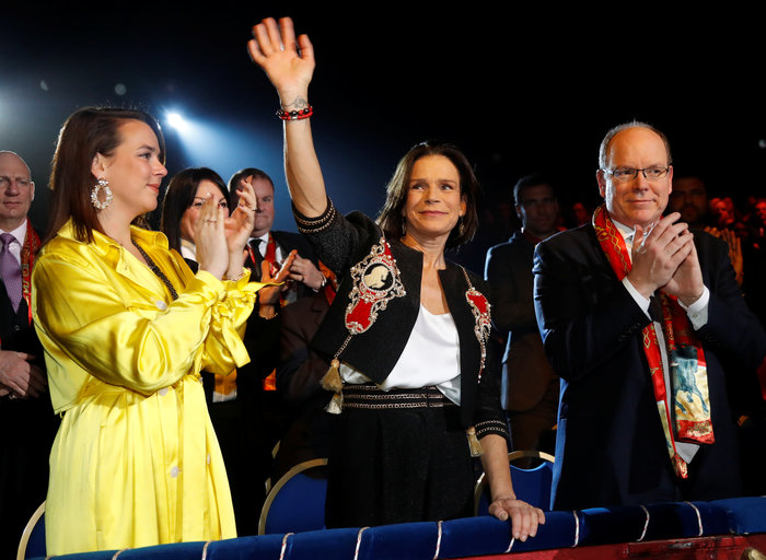 Πολίν Ντουκρουέ: H πριγκίπισσα του Μονακό που «μεγάλωσε» σε τσίρκο - εικόνα 3