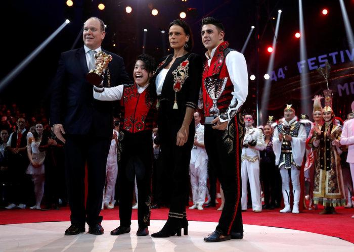Πολίν Ντουκρουέ: H πριγκίπισσα του Μονακό που «μεγάλωσε» σε τσίρκο - εικόνα 5