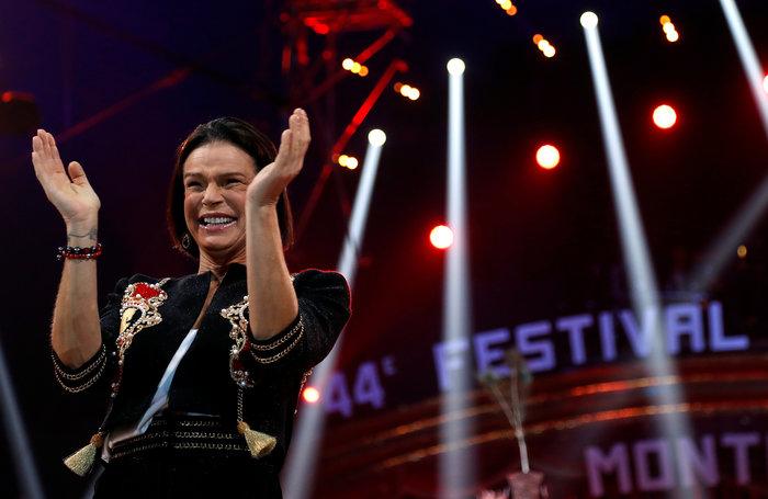Πολίν Ντουκρουέ: H πριγκίπισσα του Μονακό που «μεγάλωσε» σε τσίρκο - εικόνα 6
