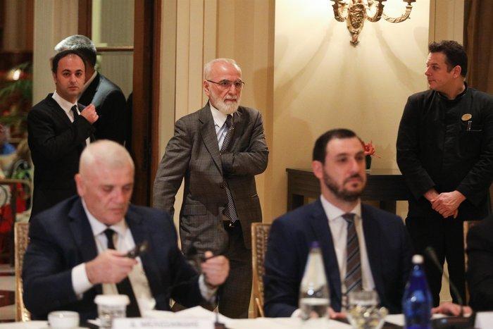 Για πρώτη φορά στο τραπέζι οι «Big 4» του ποδοσφαίρου - Εικόνες - εικόνα 9