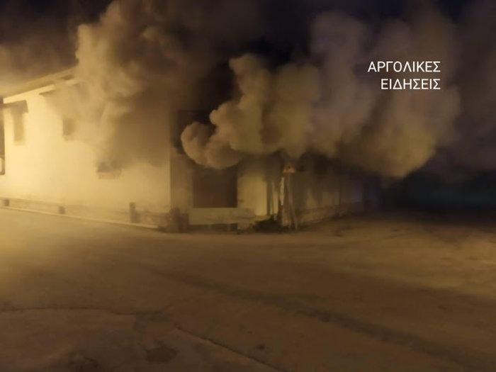 Πανικός σε σπίτι στην Αργολίδα - Φόβοι για δύο νεκρούς [εικονες] - εικόνα 2