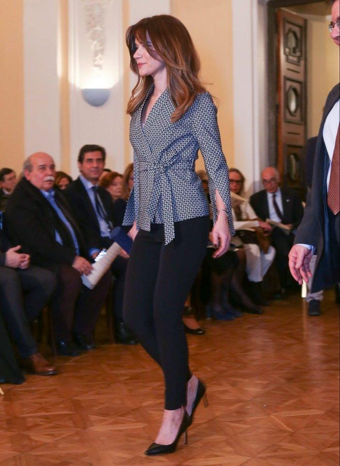 Η Άννα Μπουσδούκου εντυπωσιάζει - Δείτε το νέο look στα μαλλιά της