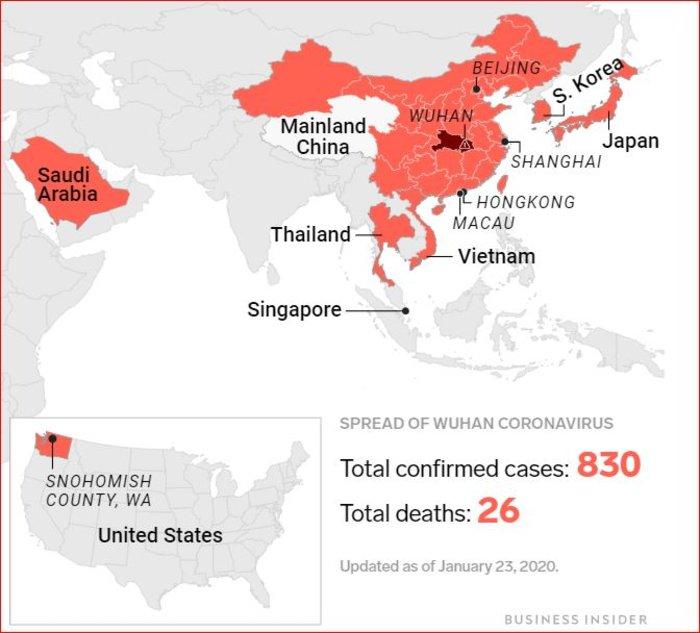 Κοροναϊός: Πέρασε στον άνθρωπο από μολυσμένα φίδια