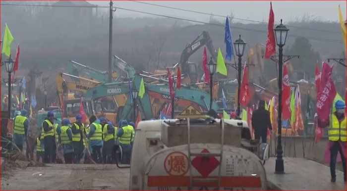 Κοροναϊός: Χτίζουν νοσοκομείο στην Κίνα μέσα σε 6 ημέρες - Φωτο - εικόνα 3