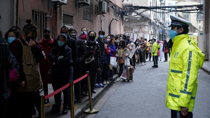 Κοροναϊός -Πρόβλεψη σοκ:350.000 Θα προσβληθούν μόνο στη Γουχάν