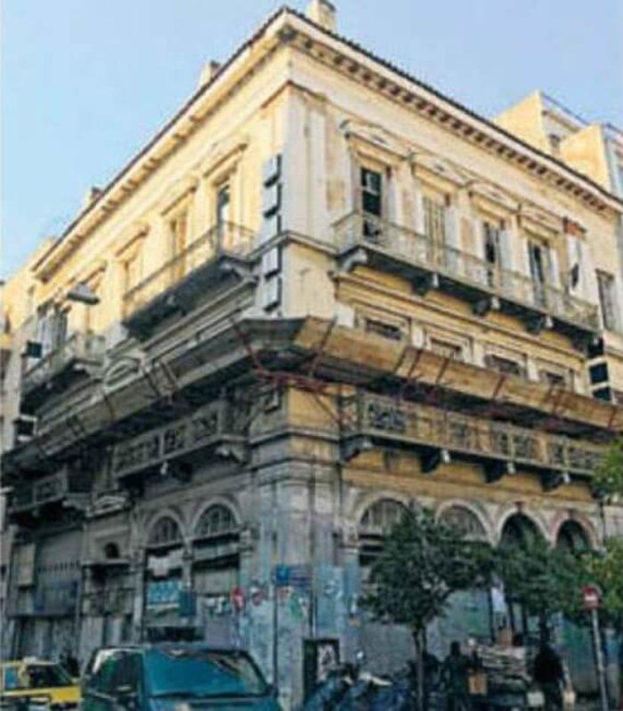 Αναγεννιέται το Μέγαρο Αλμυράντη στο κέντρο της Αθήνας - εικόνα 2