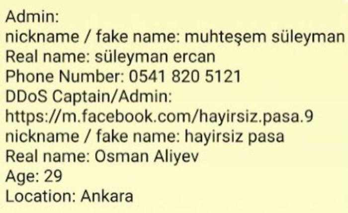 Οι Anonymous Greece αποκάλυψαν τους Τούρκους χάκερς