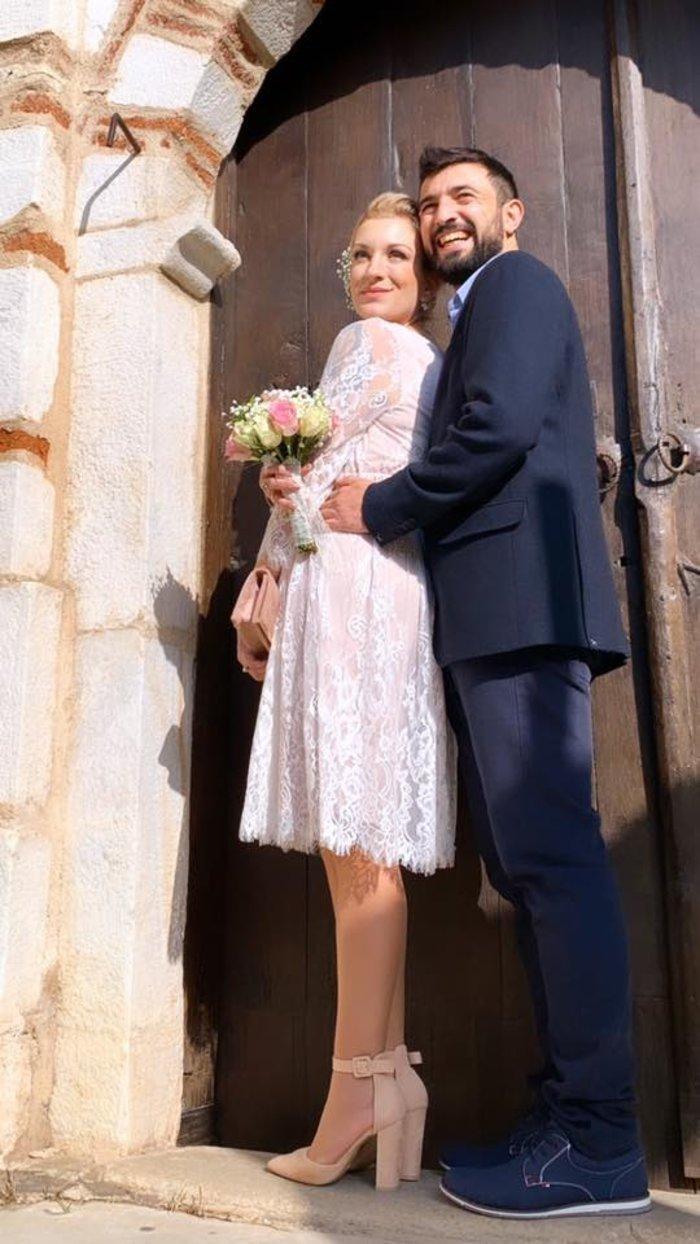 Ολίβια Γαβρίλη: Η πρώην σύζυγος του Μάνου Αντώναρου παντρεύτηκε ξανά