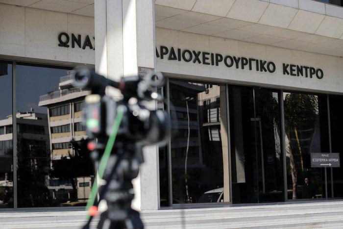 Εξιτήριο από το Ωνάσειο πήρε ο ΠτΔ Προκόπης Παυλόπουλος