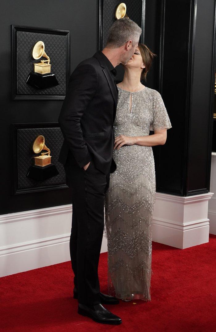 Grammy 2020: Η Λάνα Ντελ Ρέι για πρώτη φορά με τον αστυνομικό σύντροφό της - εικόνα 3