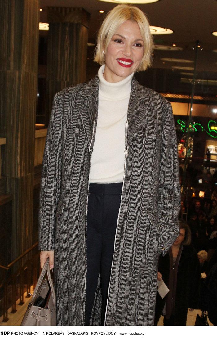Καγιά: Μοδάτη εμφάνιση με το νέο κούρεμα που έκανε στο Παρίσι [Εικόνες] - εικόνα 5